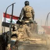 AFP: West Mosul breached as war on IS rages in Iraq and Syria