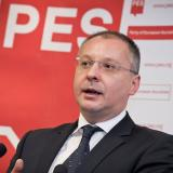 Sergei Stanishev, PES: The issue of the apartment deals of people in power is unlikely to blow over, will have its continuation