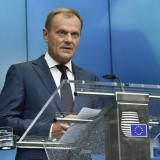 Donald Tusk: EU must end migration blame game