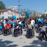 Burgas: Protests of people with disabilities and their families continue
