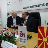 Picture: www.mchamber.org.mkProtothema: Mayor makes controversial suggestion a second time in two days