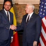 Belgian PM to Pence: We won't allow EU to fragment