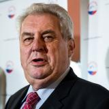 Blesk: Miloš Zeman intends to raise matter of unpaid deliveries of Czech firms to Russia before Putin