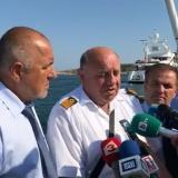 Maritime authorities: Diving to sunken ship near Sozopol not expected today