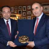 Bulgaria's deputy chair meets with Chinese official