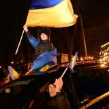 Ukraine PM: Euro-protests destabilise Ukrainian hryvnia's rate