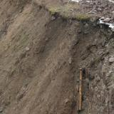 Two workers buried in a mudslide by Bulgaria's Dupnitsa