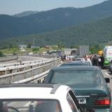 Traffic resumes through Vitinya tunnel in direction of Bulgaria capital: spokesperson