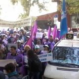 Workers with Bulgaria's Irrigation Systems stage protest in Sofia (ROUNDUP)