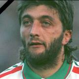 Bulgarian football legend Trufon Ivanov dies at age 50