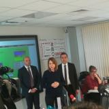 Sofia Mayor Yordanka Fandakova: It is possible to supply water to Pernik through the capital's pipeline network