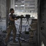 Qaeda-led court executes 10 in Syria's Aleppo: monitor