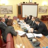 Bulgaria Ambassador to Russia meets with Chamber of Commerce and Industry head