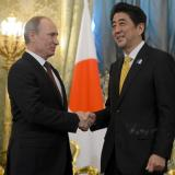 The Asahi Shimbun: Abe faces tough talks with Putin in light of cozy ties with Trump