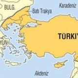 Picture: Focus Information AgencyAssistant Dr. Boyko Marinkov: The map of New Turkey is for internal use
