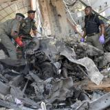 Nigeria police say five dead in bomb blast at northern bus station