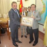 Deputy minister inks protocol on 23rd session of Bulgarian-Vietnamese commission, meets with official (ROUNDUP)