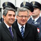 Bulgaria President's visit to Poland continues (ROUNDUP)