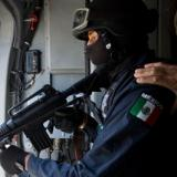 Mexico seeks missing troops after chopper downed