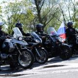 Poland denies entry to Russian bikers