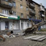 Ten killed in Ukraine's Donetsk on first day of school
