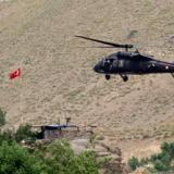 Three Turkish troops killed in PKK attack in southeast: army