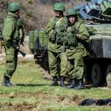 Kiev says Russia masses 4,000 troops in Crimea on Ukraine border