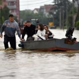 People and animals in Aprilovo village, E Bulgaria, evacuated over floods