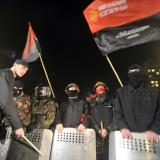 Eight years' jail term requested for Russian who recruited policemen to Right Sector