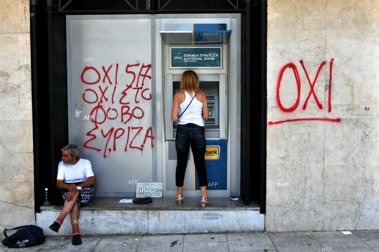 After Greek referendum.