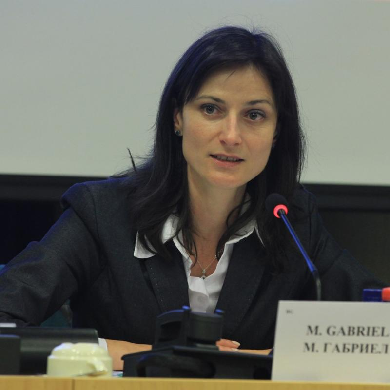 Maria Gabriel: Kosovo has met visa liberalization requirements