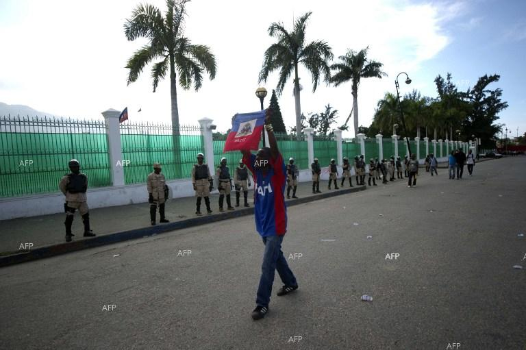 АFP: No word from Haiti's president as fear paralyzes capital