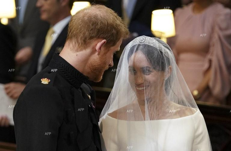 The wedding of Prince Harry and actress Meghan Markle. May 19. 2018;