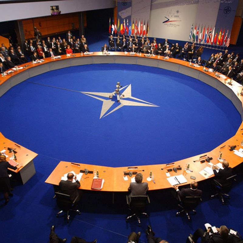 Two-day NATO summit starts in Brussels. July 11, 2018;