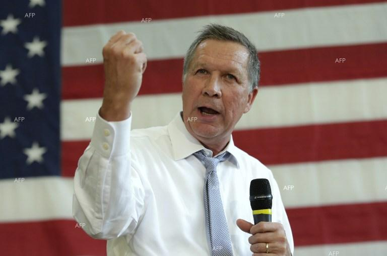 Ohio Governor John Kasich will suspend his presidential campaign on Wednesday, his campaign told US media.