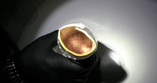 Californium worth USD 72 million seized by Turkish police. July 6, 2019