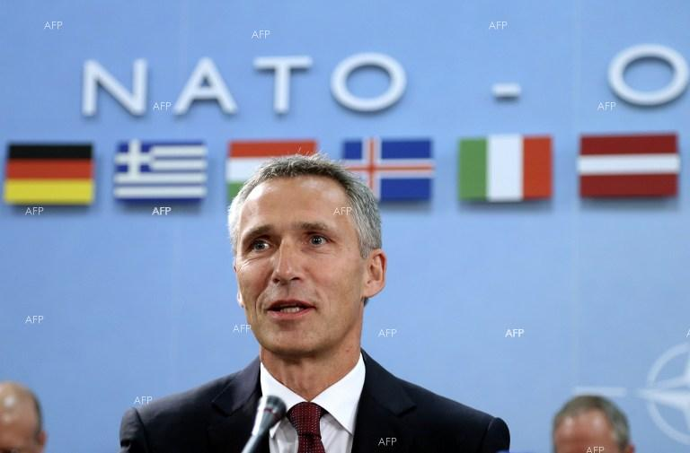 New NATO chief Jens Stoltenberg.