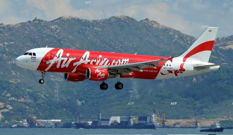 Air traffic controllers lost contact with an AirAsia plane.