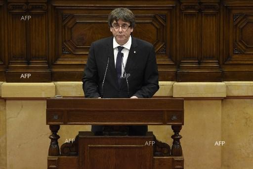 Deutsche Welle: Catalan leader calls Spain's move to curb autonomy 'worst attack' since Franco dictatorship