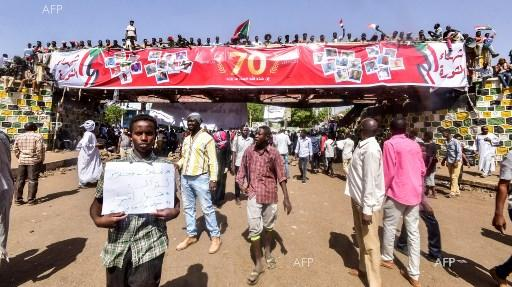 AFP: Sudan protesters want civilian as head of new ruling body