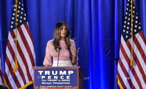 AFP: Melania Trump says she may be the world's 'most bullied' person