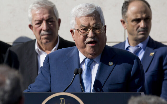 Mahmoud Abbas calls on Palestinians to boycott Donald Trump&#8217s peace plan to be unveiled on 28 January 2020.