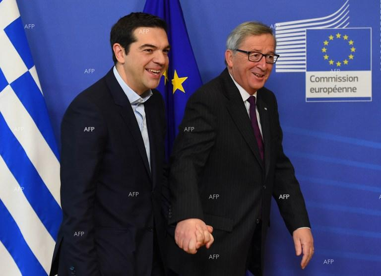 The Daily Express: Greece warns Brussels on Brexit: No-deal could trigger EU economic meltdown