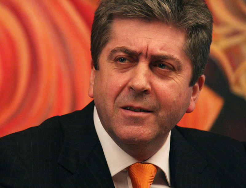 Georgi Parvanov, President (2002-2012): The name Ilinden Macedonia shows Skopje's tendency to pass the problem on to someone else