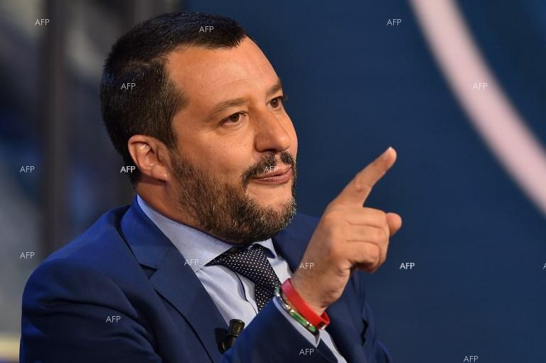 Italian Interior Minister Salvini: Within a Year, We'll See if a United Europe Still Exists