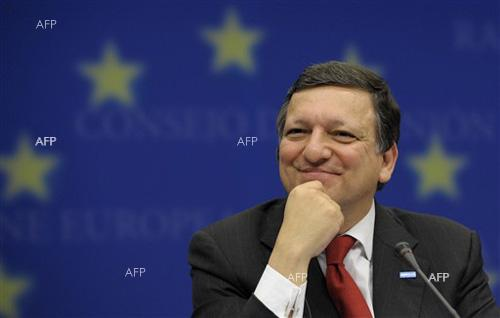 AFP: Goldman's Barroso accused of breaking no EU lobbying vow