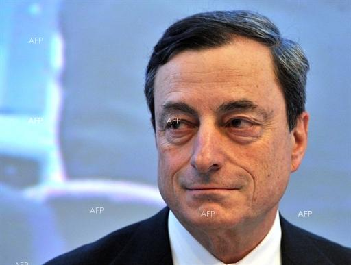 AFP: ECB's Draghi brushes off Trump charge of currency manipulation