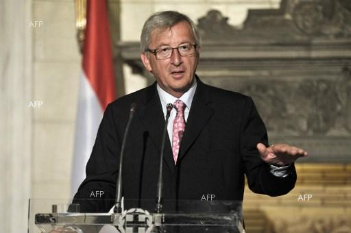 EU's Juncker tells Turkey: Let our journalists go!