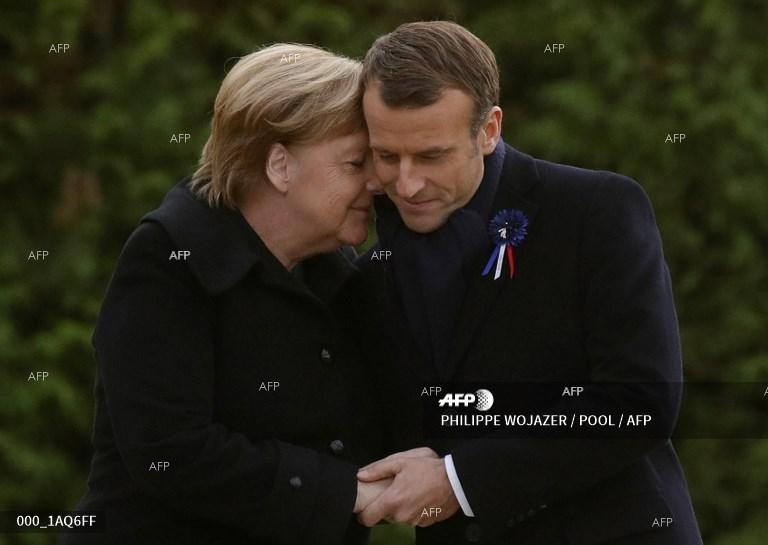 AFP: World leaders mark 100 years since WWI Armistice in Paris