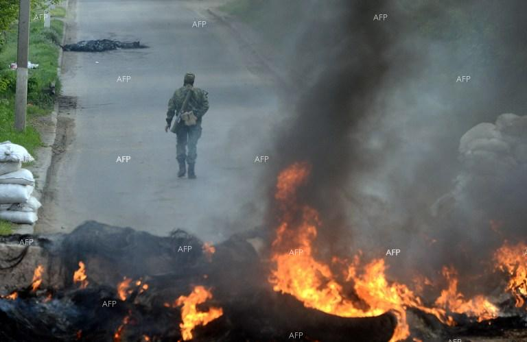 Kiev car bomb kills colonel in Ukrainian military intelligence